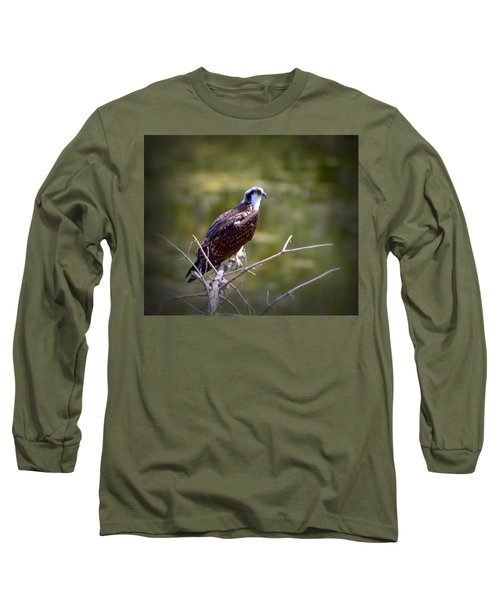 Osprey In Wait Long Sleeve T-Shirt