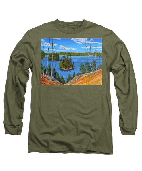 Osprey Island Long Sleeve T-Shirt