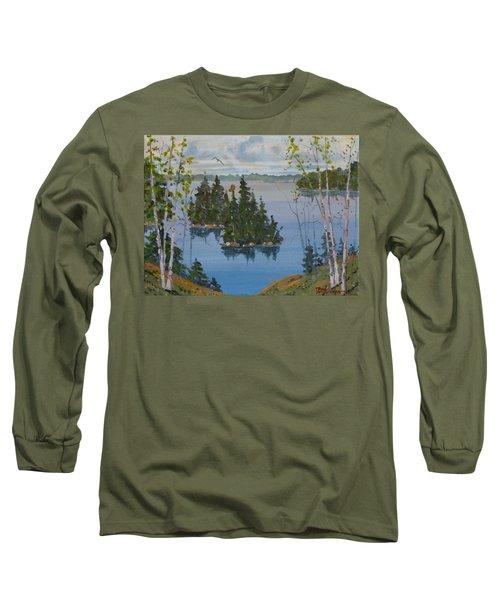 Osprey Island Study Long Sleeve T-Shirt