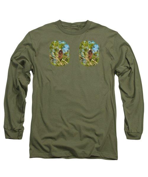 Osprey Vigilance Mugshot Long Sleeve T-Shirt