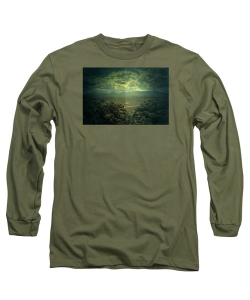 Otherside Long Sleeve T-Shirt by Mark Ross