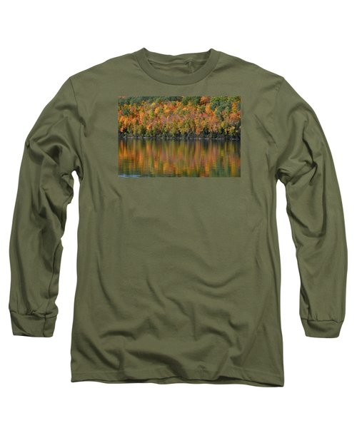 Ottawa National Forest Long Sleeve T-Shirt by Dan Hefle