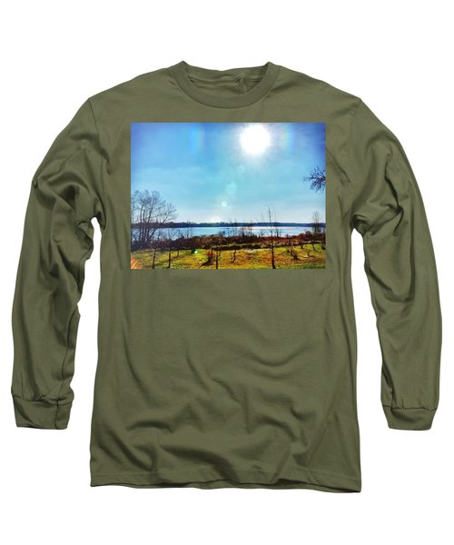 Otter Point Creek Long Sleeve T-Shirt