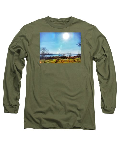 Otter Point Creek Long Sleeve T-Shirt