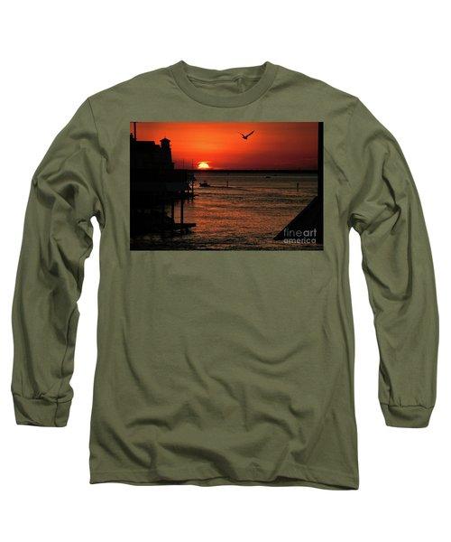 Oui Long Sleeve T-Shirt by Diana Mary Sharpton