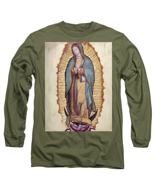 Our Lady Of Guadalupe Long Sleeve T-Shirt