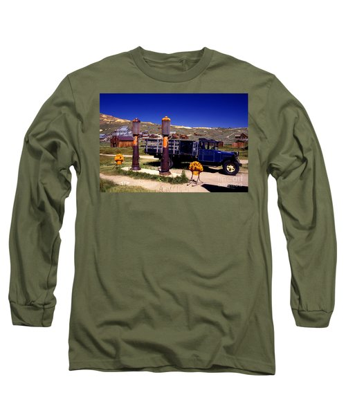 Out Of Gas Long Sleeve T-Shirt