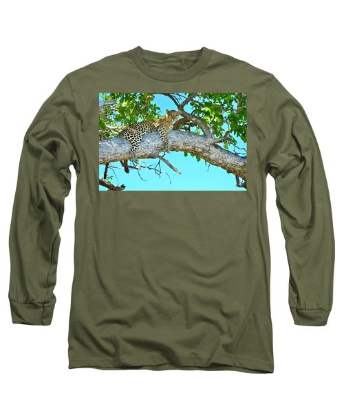 Out On A Limb Long Sleeve T-Shirt