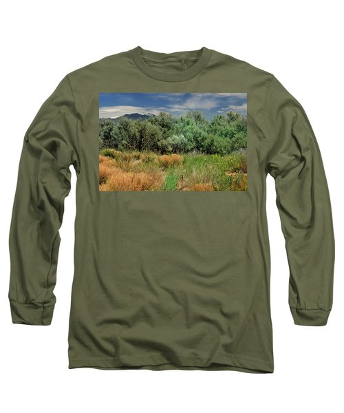 Out On The Mesa 1 Long Sleeve T-Shirt