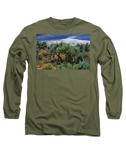 Out On The Mesa 3 Long Sleeve T-Shirt