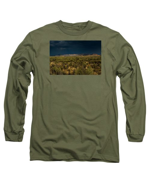 Outback Storm Long Sleeve T-Shirt by Racheal Christian
