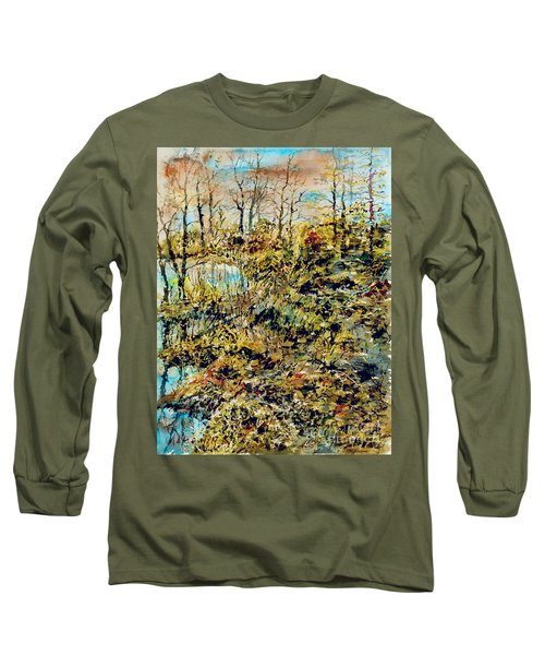 Outside Trodden Paths Long Sleeve T-Shirt