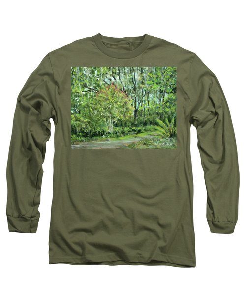Oven Park Sunday Morning Long Sleeve T-Shirt