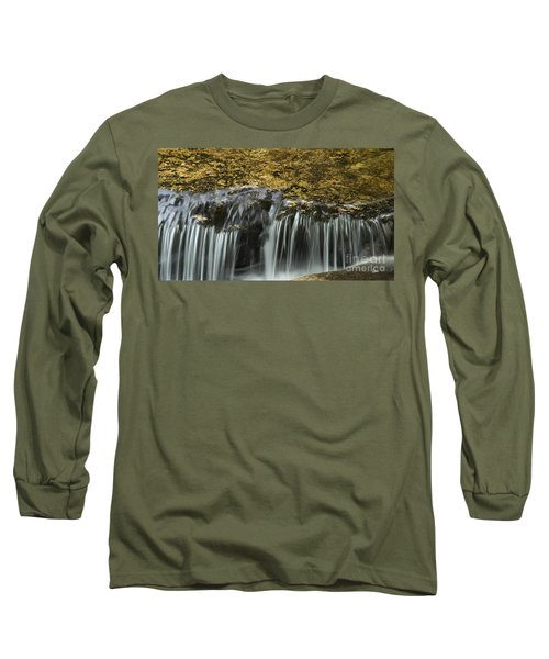 Long Sleeve T-Shirt featuring the photograph Over The Edge by Alana Ranney