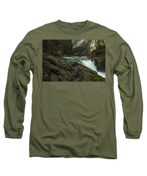 Over The Edge Signed Long Sleeve T-Shirt