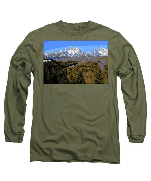 Overlook Long Sleeve T-Shirt