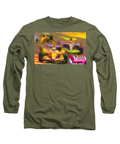 Overtaking Long Sleeve T-Shirt