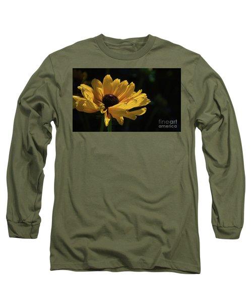 Ox Eye Susan Long Sleeve T-Shirt
