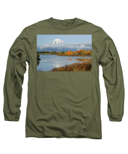 Oxbow Bend  Long Sleeve T-Shirt