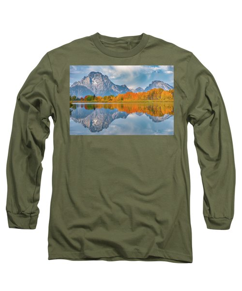 Oxbow's Autumn Long Sleeve T-Shirt