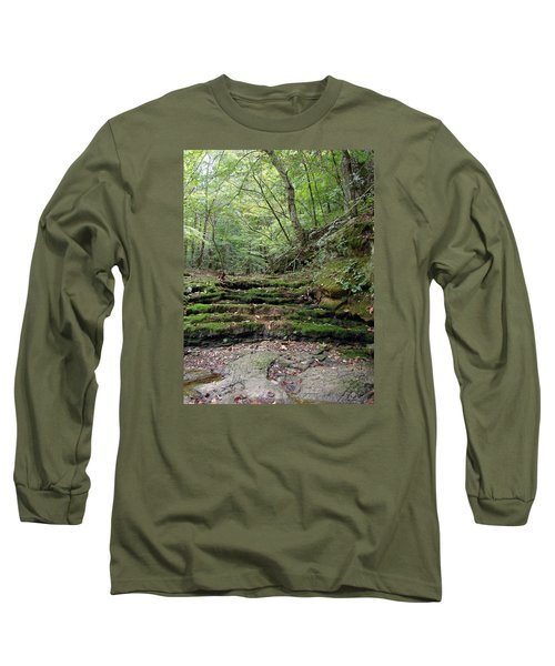 Ozark Creek Long Sleeve T-Shirt