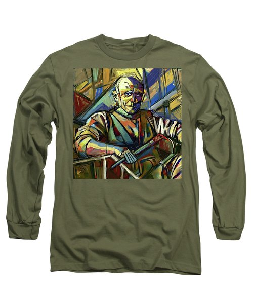 Pablo Picasso Long Sleeve T-Shirt