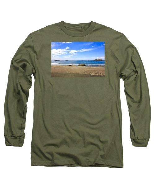 Pacific California Long Sleeve T-Shirt