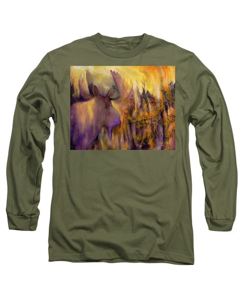 Pagami Fading Long Sleeve T-Shirt