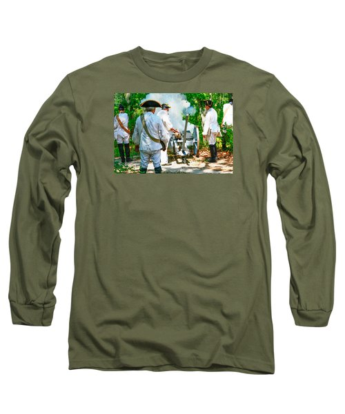 Page 11 Long Sleeve T-Shirt