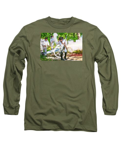 Page 12 Long Sleeve T-Shirt