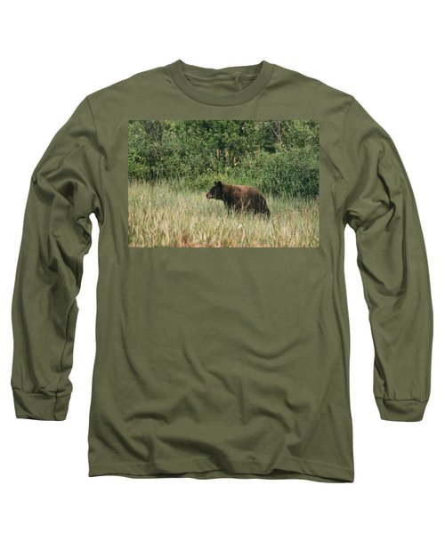 Pagosa Momma Bear Long Sleeve T-Shirt