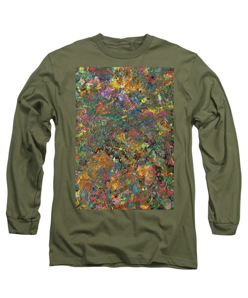 Paint Number 29 Long Sleeve T-Shirt