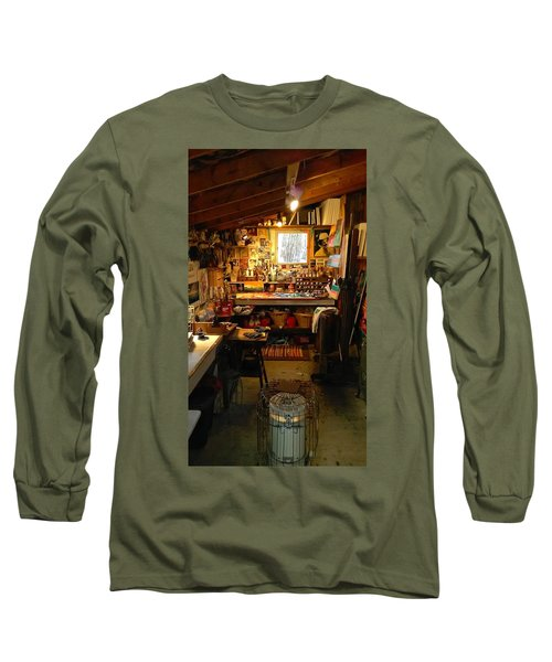 Paint Shed Long Sleeve T-Shirt