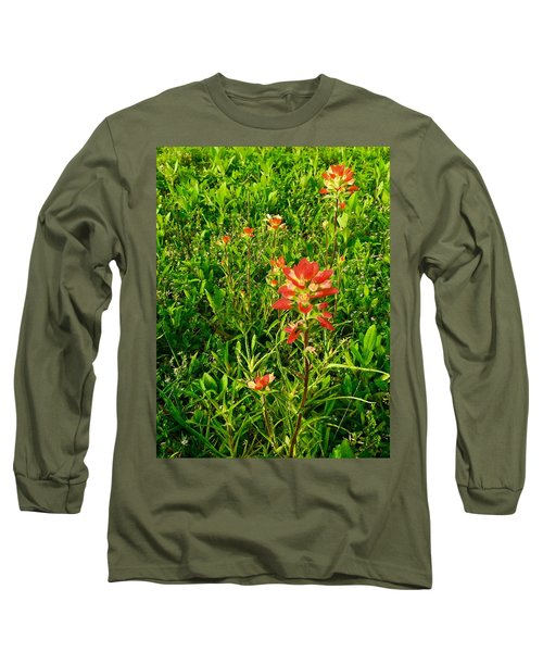 Painted Natives Long Sleeve T-Shirt