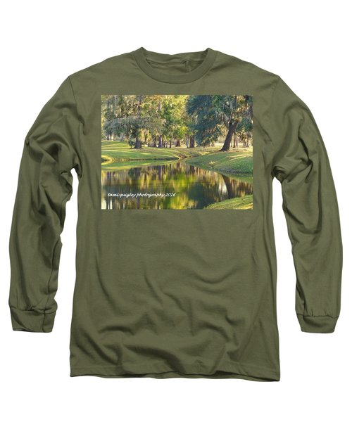 Painting Dixie Long Sleeve T-Shirt
