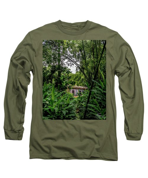 Paiseje Colombiano #10 Long Sleeve T-Shirt