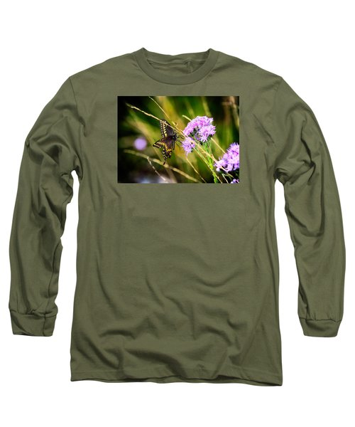 Palamedes Swallowtail Long Sleeve T-Shirt