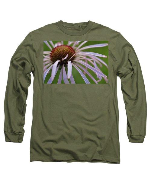 Pale Petals Long Sleeve T-Shirt