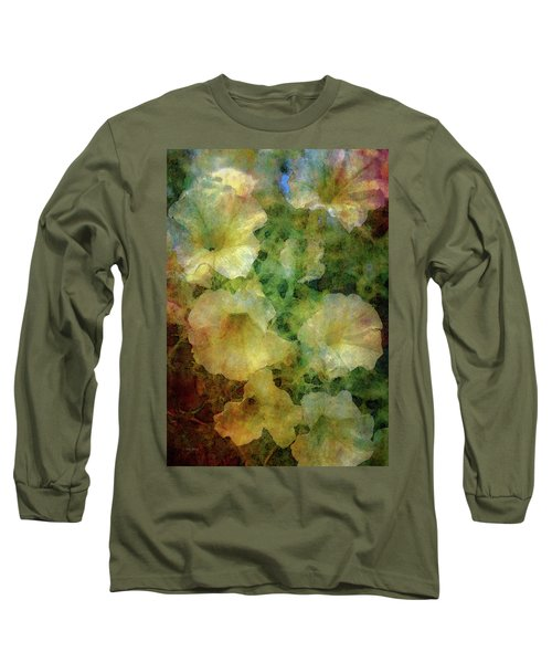 Pale Petunias 5146 Idp_2 Long Sleeve T-Shirt