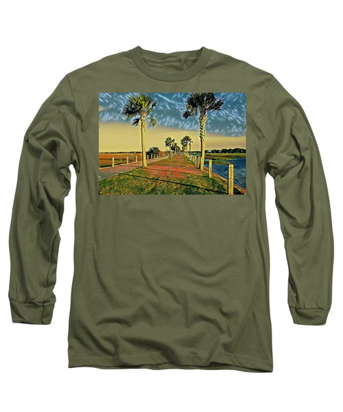 Palm Parkway Long Sleeve T-Shirt
