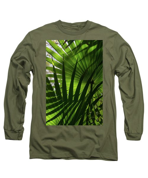 Palm Study 1 Long Sleeve T-Shirt