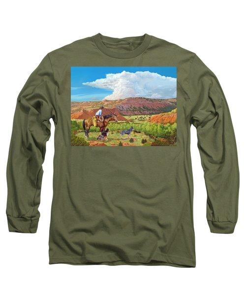 Palo Duro Serenade Long Sleeve T-Shirt