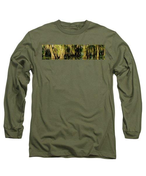 Pana Golden Hour Long Sleeve T-Shirt by Kimo Fernandez