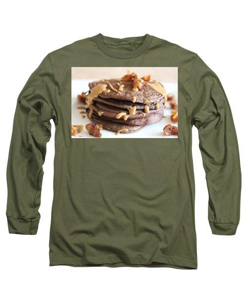 Pancakes Heaven  Long Sleeve T-Shirt
