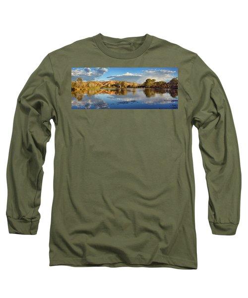 Panoramic Reflections Long Sleeve T-Shirt