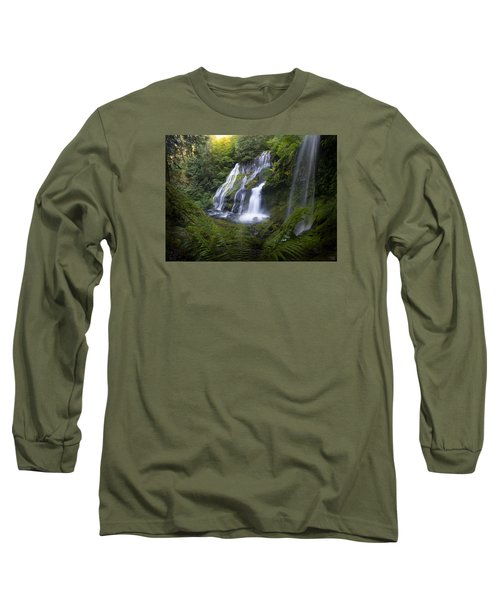 Panther Falls Long Sleeve T-Shirt