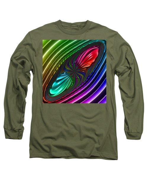 Panthrough Long Sleeve T-Shirt