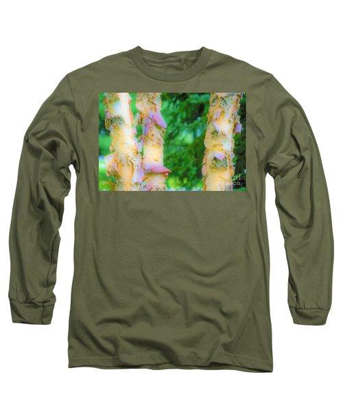 Paper Thin Bark Long Sleeve T-Shirt