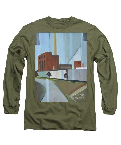 Paperboard Factory Bogota Nj Long Sleeve T-Shirt
