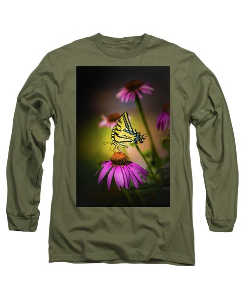 Papilio Long Sleeve T-Shirt by Jeffrey Jensen